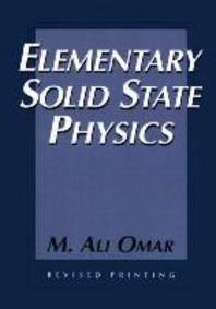 Elementary Solid State Physics (R/P), H/C