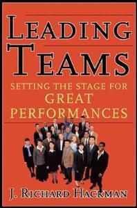 [해외]Leading Teams (Hardcover)