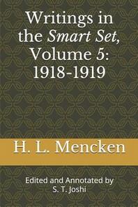 [해외]Writings in the Smart Set, Volume 5 (Paperback)