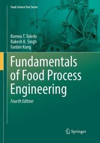 [해외]Fundamentals of Food Process Engineering