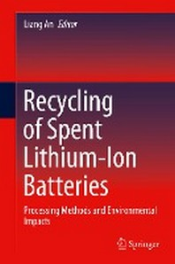 Recycling of Spent Lithium-Ion Batteries
