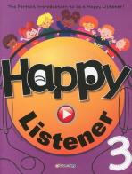 HAPPY LISTENER. 3(CD1장포함)