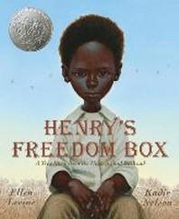 [해외]Henry's Freedom Box (Hardcover)