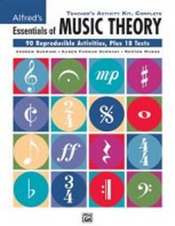 [해외]Essentials of Music Theory (Paperback)