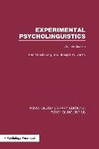 [해외]Experimental Psycholinguistics (Ple (Paperback)