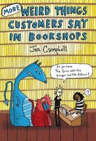 [해외]More Weird Things Customers Say in Bookshops (hardback)