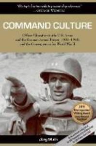 [해외]Command Culture (Paperback)
