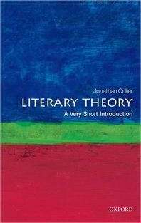 [보유]Literary Theory : A Very Short Introduction