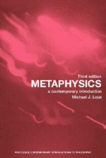 [해외]Metaphysics (Paperback)