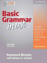 Basic Grammar in Use with Answers and CD-ROM 3/E (Paperback)