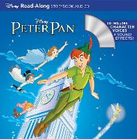 [�ؿ�]Peter Pan Read-Along Storybook and CD