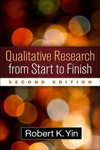 [해외]Qualitative Research from Start to Finish, Second Edition (Hardcover)