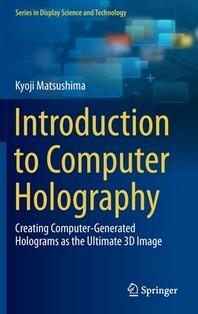 [해외]Introduction to Computer Holography