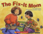 THE FIX IT MOM 세트(CD1장포함)(Brain Bank 시리즈 G1 Social Studies)