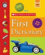 Scholastic First Dictionary, Up/E, Up/E
