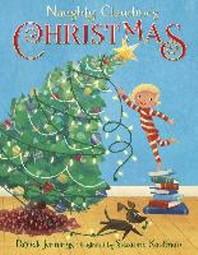 [해외]Naughty Claudine's Christmas (Hardcover)