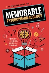[해외]Memorable Psychopharmacology (Paperback)
