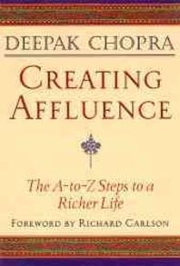 [해외]Creating Affluence (Paperback)