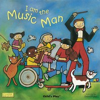 [해외]I Am the Music Man (Paperback)