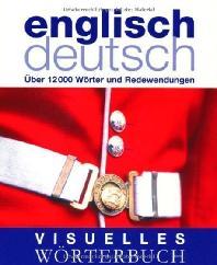 Visuelles Woerterbuch Englisch / Deutsch