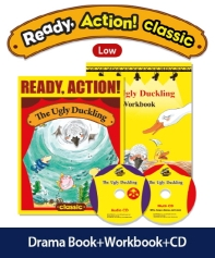 Pack-Ready Action Classic(Low): The Ugly Duckling [SB+WB+CD](CD2장포함)(전2권)