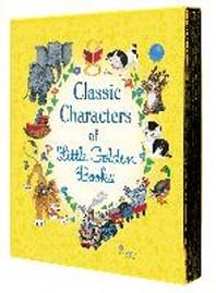 [해외]Classic Characters of Little Golden Books