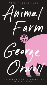 Animal Farm (50th Anniversary Edition) (MM)(Pocket Book)