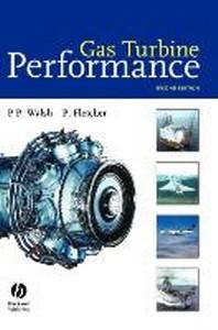 [해외]Gas Turbine Performance 2e