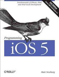 [해외]Programming iOS 5 (Paperback)