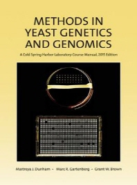 Methods in Yeast Genetics and Genomics