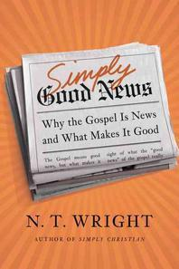 [해외]Simply Good News (Hardcover)