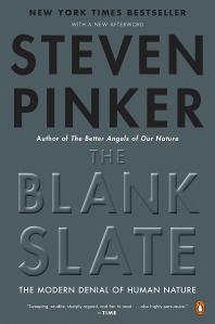 The Blank Slate  / ☞ 서고위치:MS 1 *[구매하시면 품절로 표기 됩니다]
