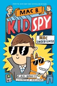 [해외]Mac Undercover (Mac B, Kid Spy #1)