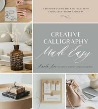 [해외]Creative Calligraphy Made Easy