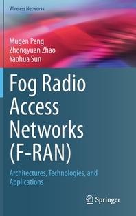 [해외]Fog Radio Access Networks (F-Ran)