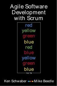 [해외]Agile Software Development with Scrum (Paperback)
