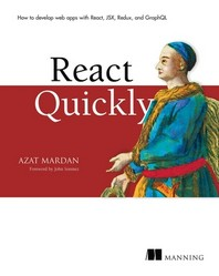 [해외]React Quickly (Paperback)