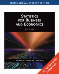 Pkg Aise : Statistics for Business and Economics Aise Stdt (CD포함)