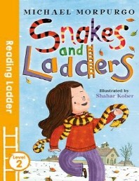 Snakes and Ladders (Reading Ladder Level 2)