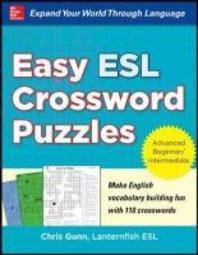 [해외]Easy ESL Crossword Puzzles