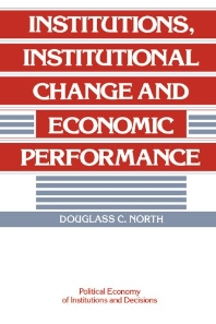 [해외]Institutions, Institutional Change and Economic Performance