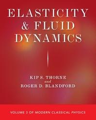 [해외]Elasticity and Fluid Dynamics