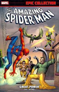 [해외]Amazing Spider-Man Epic Collection