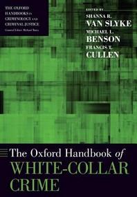 [해외]The Oxford Handbook of White-Collar Crime