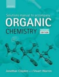 [해외]Solutions Manual to Accompany Organic Chemistry
