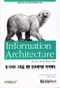 웹 사이트 구축을 위한 인포메이션 아키텍처