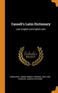 [해외]Cassell's Latin Dictionary (Hardcover)