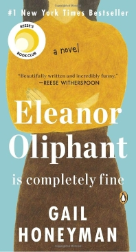 [해외]Eleanor Oliphant Is Completely Fine