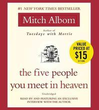[����]Five People You Meet in Heaven (Audio CD) (CD/Spoken)