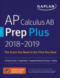 AP Calculus AB Prep Plus 2018-2019